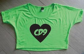 Cd9 Crop Top Basico