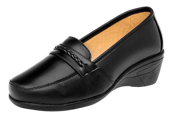 Zapato Florenza 8000 Negro Mujer