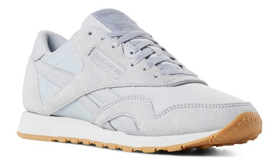 Tênis Reebok Classic Leather Nylon