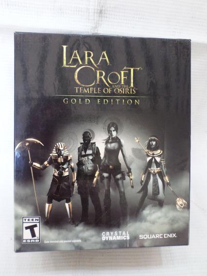 Lara Croft Figura Temple Of Osiris Mini Lara Figura