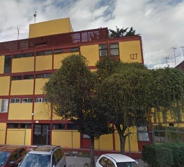 Departamento En Remate Bancario En Colonia Jardin Balbuena