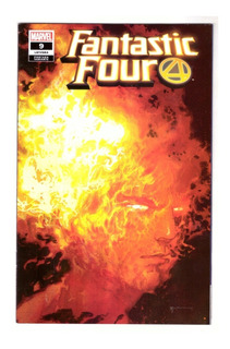 Fantastic Four # 9 - Fresh Start - Variante 1 - Televisa