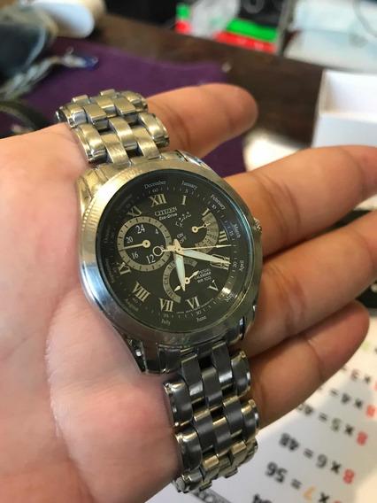 Reloj Citizen Ecodrive Calibre 8700
