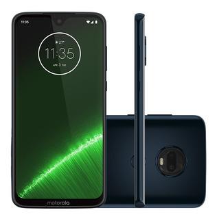 Smartphone Motorola Moto G7 Plus Xt1965 Android 9.0 64gb Câm
