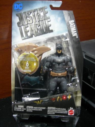 Dc Justice League, The Batman, Mattel 2017, Nuevo, Mira !!!