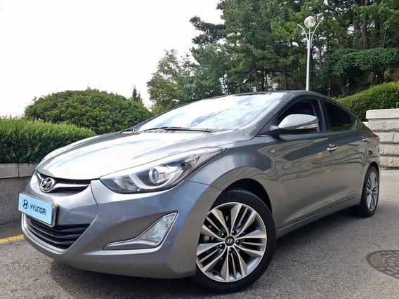 Hyundai Elantra (avante)