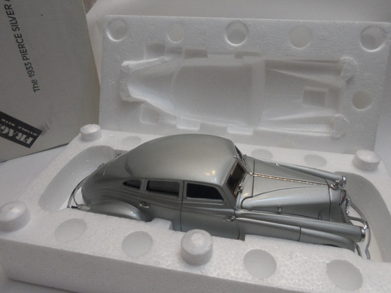 1933 Pierce Silver Arrow - 1/24 Dambury Mint