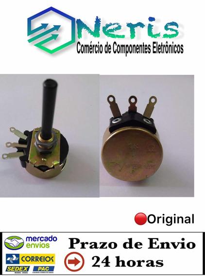 Potenciômetro Fio 1k 4w Mc/p Fernik (01 Pç.)