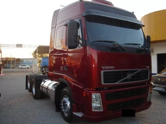 Volvo Fh440 2011 6x2 Completo Globetrotter