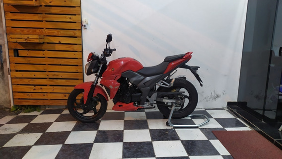 Dafra Next 250 2013 Vermelha Tebi Motos