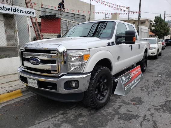 Pick Up Ford F250 Crew Cab Super Duty Fx4 2016