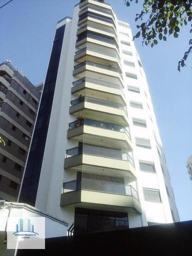 Imagem 1 de 28 de Apartamento  Residencial À Venda, Moema, São Paulo. - Ap2323