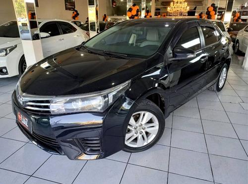 Imagem 1 de 6 de Toyota Corolla 1.8 Gli Upper 16v Flex 4p Automático