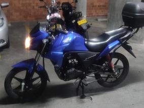 Honda Cb110 2016 Unico Dueño 17.000 Kms Sabaneta Como Nueva