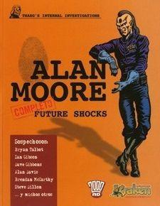 Alan Moore Future Shocks Completo, Alan Moore, Kraken