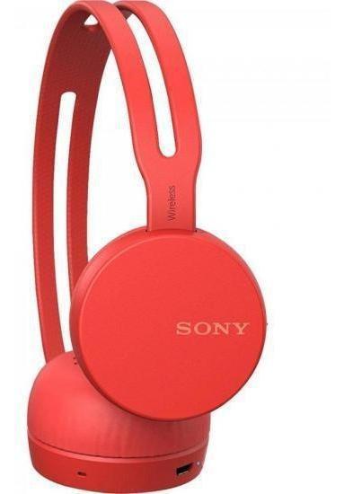 Fone Bluetooth Wh-ch400/r Vermelho Sony