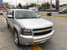 Chevrolet Suburban 5.3 Lt V8 . Piel 2da/ Cubo At
