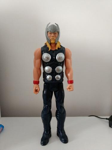 Boneco Thor Hasbro Versão Com Capacete Leia A Descrição