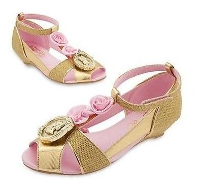 Sapato Princesa Bela Original Da Loja Disney P/entrega*