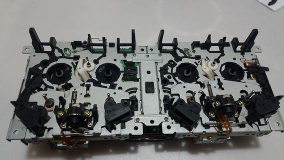 Mecanismo Deck Toca Fitas Som Kenwood Rxd-753