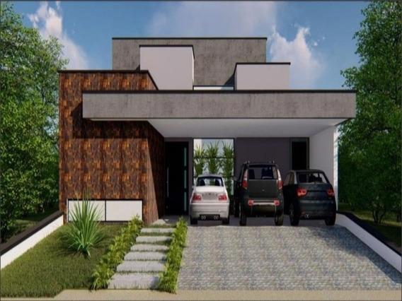 Casa Com 4 Dormitórios À Venda, 330 M² Por R$ 2.300.000 - Condomínio Sunset Village - Sorocaba/sp, Próximo Ao Shopping Iguatemi. - Ca0035 - 67640675
