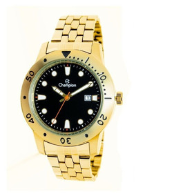 Relógio Champion Masculino Ca31444u Dourado