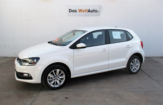Volkswagen Polo 1.6 L4 Tiptronic At Demo 2018