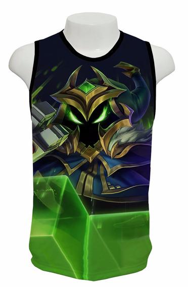 Camiseta League Of Legends - Veigar Chefão Final - Regata