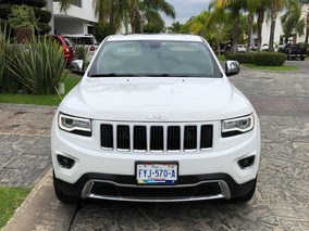 Jeep Grand Cherokee 3.7 Limited Lujo 3.6 4x2 At 2016
