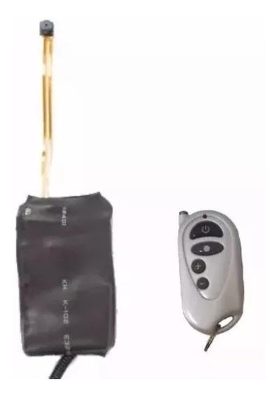 Micro Camara Espia Hd Pinhole Con Grabación En Memoria Sd