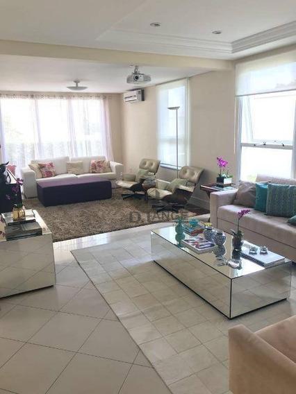 Casa Alto Padrão Em Condomínio - Taquaral - Ca13331