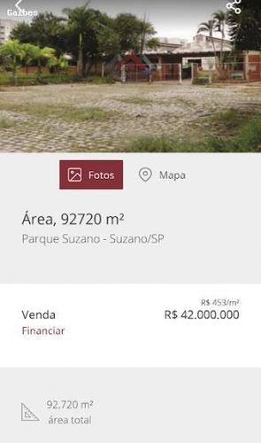 Terreno Para Venda Em Suzano, (zona Leste) - 2000/2442_1-1266098
