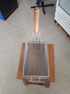 Canasto Para Freidora Industrial