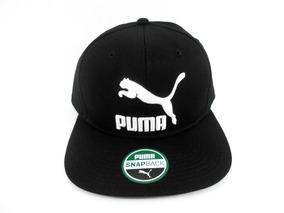 Boné Puma Colourblock Preto & Branco