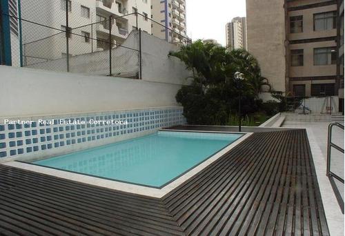 Apartamento Para Venda Em São Paulo, Vila Olimpia, 3 Dormitórios, 1 Suíte, 3 Banheiros, 1 Vaga - 3056_2-1131829