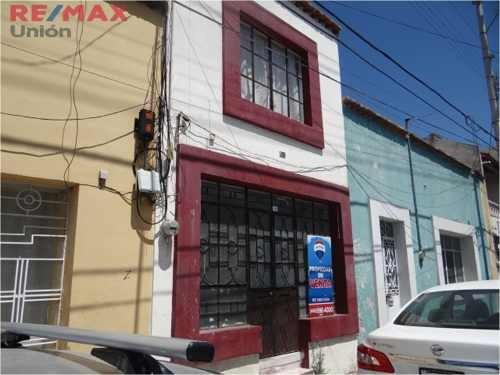 Casa En Venta Zona Centro, Cerca Del Jardín De San Marcos