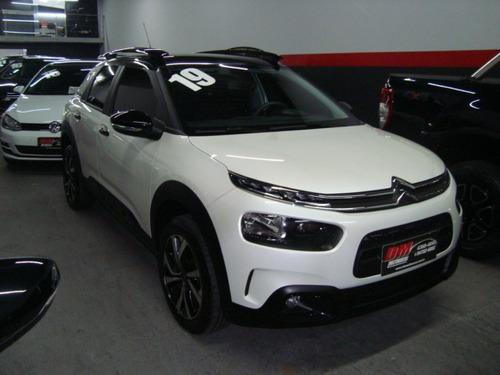 Citroën C4 Cactus 1.6 Feel (aut) (flex) 2019