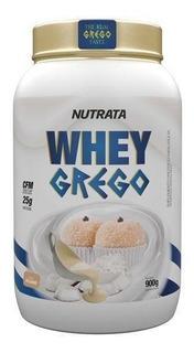 Grego Whey Protein Gourmet 900g Proteína Do Leite