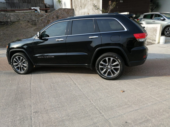 Jeep Grand Cherokee 2018 5.7 Limited Lujo Advance 4x4 At