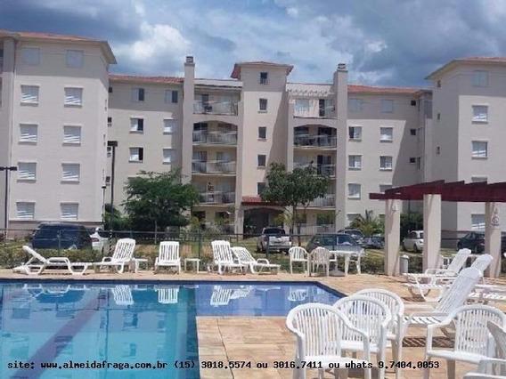 Apartamento Para Venda Em Sorocaba, Altos Da Boa Vista, 3 Dormitórios, 1 Suíte, 2 Banheiros, 2 Vagas - 1345_1-750528
