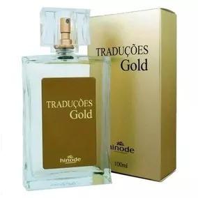 Perfume Hinode Barato Traduções Gold Original