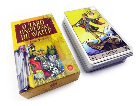 O Tarô Universal De Waite (só O Baralho)