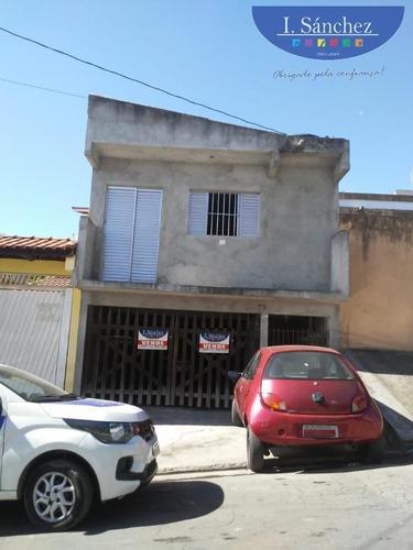 Casa Para Venda Em Itaquaquecetuba, Parque Residencial Califórnia, 3 Dormitórios, 1 Suíte, 1 Banheiro, 2 Vagas - 200624_1-1467463