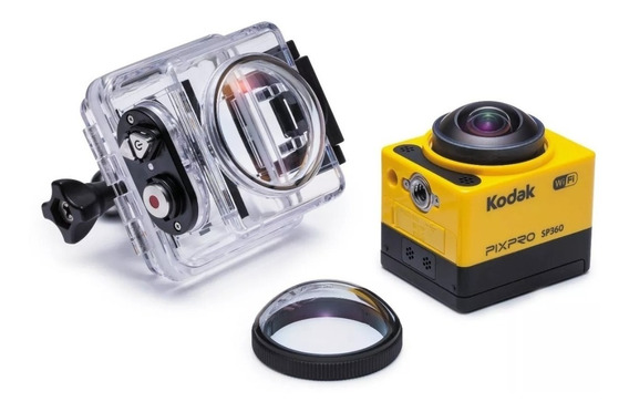 Camara Kodak Pixpro Sp360 Action Cam