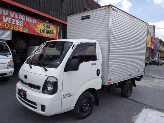 Kia Bongo K-2500 2.5 Turbo Diesel Bau