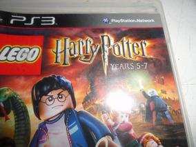 Lego Harry Potter Years 5-7 Ps3 Midia Fisica Original