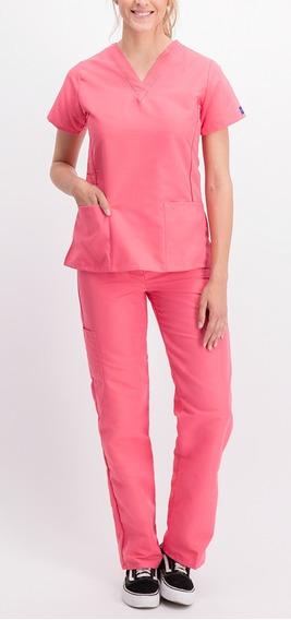 Pijama Quirúrgica Básica Para Dama - Filipina Y Pantalón