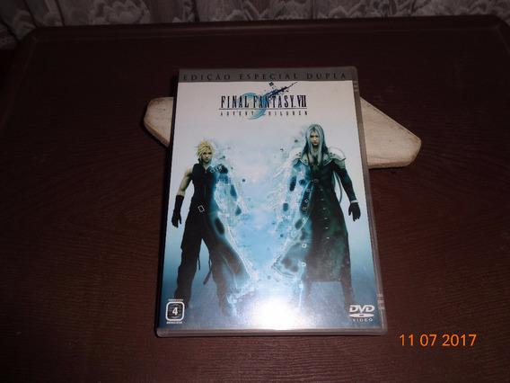 Final Fantasy Vii Advent Children Edição Especial Dupla
