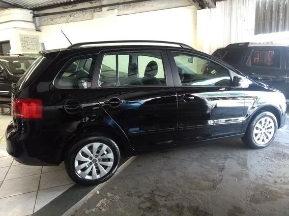 Volkswagen Spacefox 1.6 Total Flex 5p 2011 Única Dona