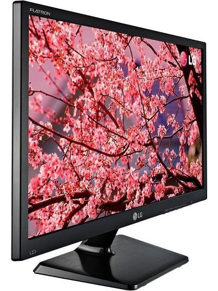 Monitor Lg Led 19.5´ Widescreen Vga 20m37aa
